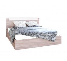 Кровать ЭКО 1,6 Ясень шимо
