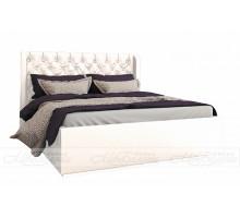 Кровать Франческа 1,6 под подъемный механизм, Белая