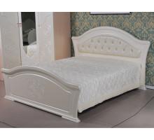 Кровать Графиня с ножным щитом КМК 0379.10