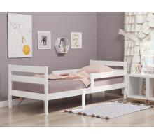 Кровать из массива с бортиками Анита-10 (раздвижная) 1400*2000