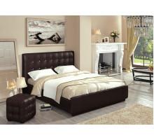 Кровать Лорена Best 140*200 (без страз) + основание 140 ножка 185 мм-5ш