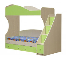 Кровать Маугли (Лайм)