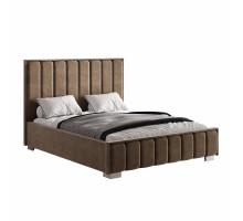 Кровать Мирабель под подъемный механизм 140*200 шоколадная