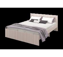 Кровать Мона 1600 св.ясень