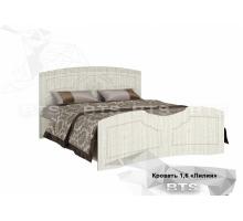 Кровать на 160 без настила, без матраса Лилия LIGHT