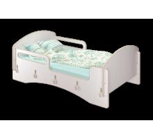 Кровать Оскар белый