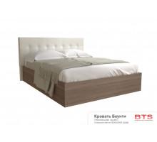 Кровать с настилом 160*200, без матраса, Баунти