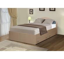 Кровать с ящиком 1200