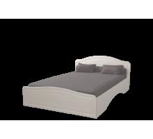 Кровать Виола 2 Жемчуг 1400 без настила