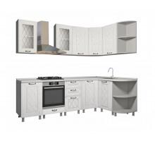 Кухня Афина айс 2.4 х 1,5 м