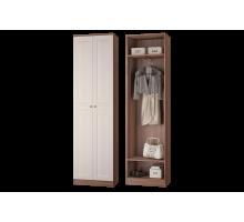 Лестер Шкаф для одежды с выдвижной штангой 600 т.ясень/св.бодега