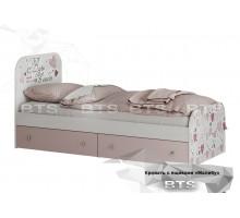 Малибу Кровать КР-10 без матраса