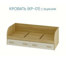 Маркиза Кровать КР-01