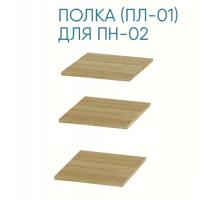 Маркиза Полки ПЛ-01 3 шт в комплекте (для ПН-02)