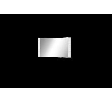 Мишель Зеркало настенное 900*600 венге/белый страйп
