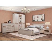Модульная спальня Адель. Комплект 1