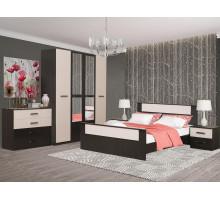 Модульный набор для спальни Сабрина