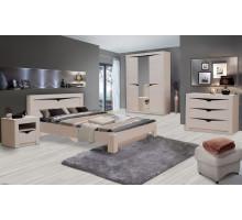 Модульный набор для спальни Сандра. Комплект 2