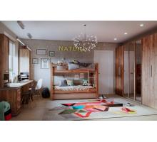 Молодежная комната NATURE. Комплект 3