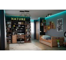 Молодежная комната NATURE. Комплект 5