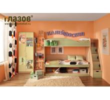 Молодежная комната Калейдоскоп Комплект 5