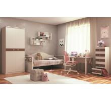 Молодежная комната Саманта для девочки. Комплект 3