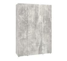 Монако 555 Шкаф для одежды и белья Стандарт, Atelier светлый