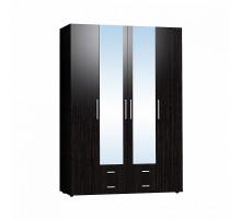 Монако 555 Шкаф для одежды и белья, Венге