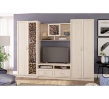 Набор мебели в гостиную Глория 1, Дуб атланта
