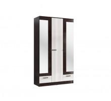 Шкаф 3-дверный Адель (Венге/Лоредо)