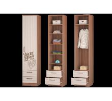 Шкаф для белья с ящиками Вояж