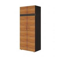 Шкаф для одежды 1. Фасад Палисандр Hyper