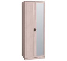 Шкаф для одежды 2 MONTPELLIER без карниза, дуб