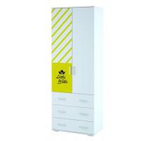 Шкаф для одежды 2х створчатый Тойс Миньоны
