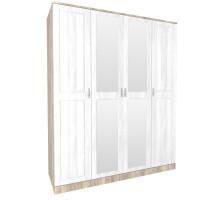 Шкаф для одежды 4Д Марсела КМК 0648.11