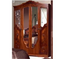 Шкаф для одежды 4Д Мелани 2 КМК 0434.1-02