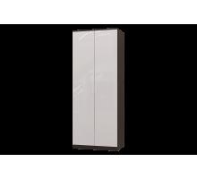 Шкаф для одежды Денвер (Венге/Белый глянец)