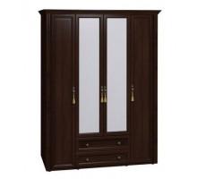 Шкаф для одежды и белья 2 с карнизом MONTPELLIER