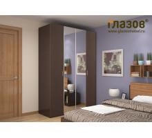 Шкаф для одежды и белья 555, Венге