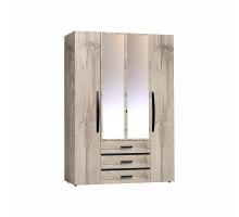 Шкаф для одежды и белья гаскон Nature 555 гаскон пайн