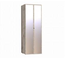Шкаф для одежды с фасадами Зеркала (2 шт) Nature 54 гаскон