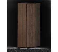 Шкаф для одежды Шарм угловой КМК 0722.17, орех донской/орех экко