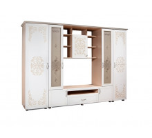 Шкаф комбинированный Нежность КМК 0412