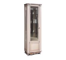 Шкаф с витриной Л Баккара (левая) КМК 0441.13