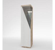 Шкаф с витриной Л Лайт КМК 0551.6