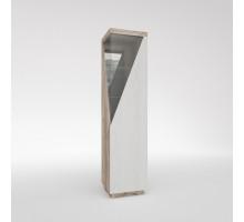 Шкаф с витриной П Лайт КМК 0551.7