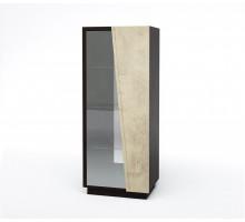 Шкаф с витриной П Нирвана КМК 0555.5