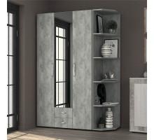 Шкафная группа Монако, Atelier светлый, комплект 2