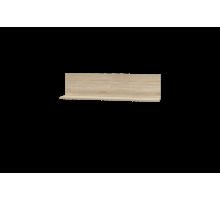 Скайлайн Полка (1200) дуб санома/графит