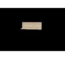 Скайлайн Полка (900) дуб санома/графит